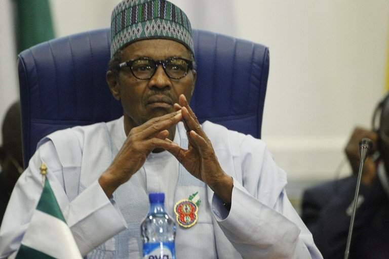 Buhari Worried
