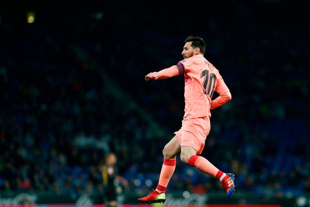 Messi Getafe Jan2019