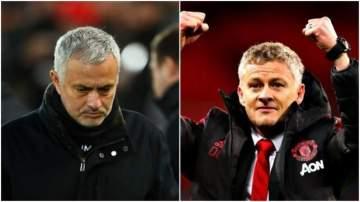 """Solskjaer speaks on Mourinho """"struggling to find work"""""""