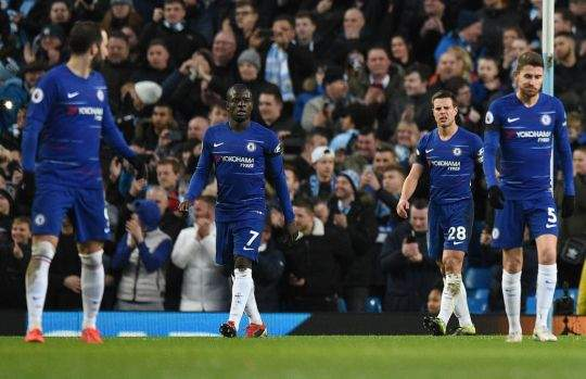 Chelsea Players Vs City Feb2019