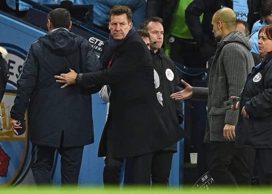 Sarri Snubs Guardiola Feb2019