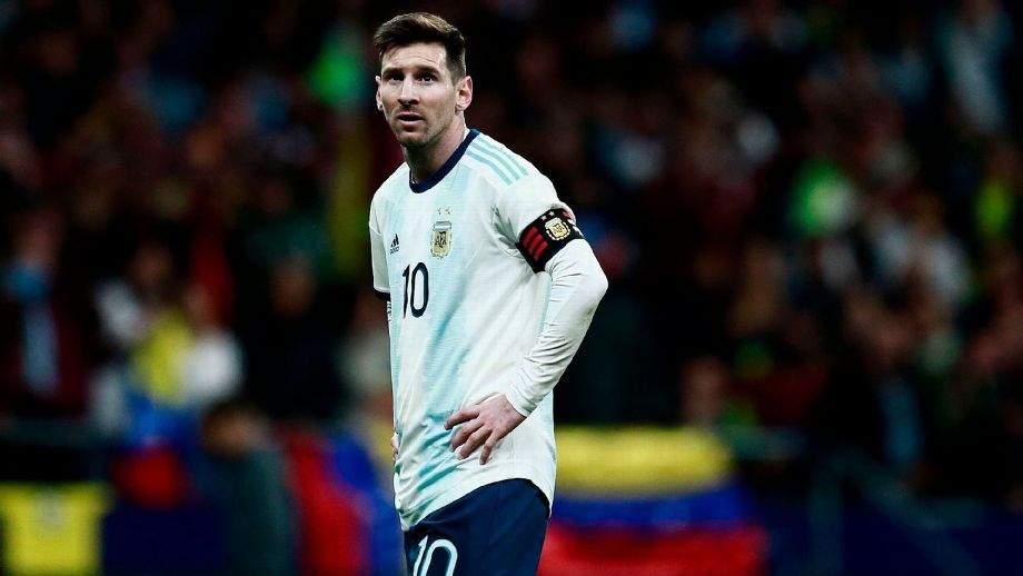 Messi Vs Venezuela Mar2019