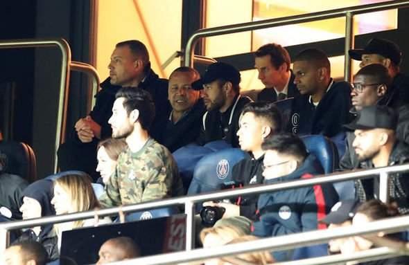 Neymar Man Utd PSG Reaction Mar2019
