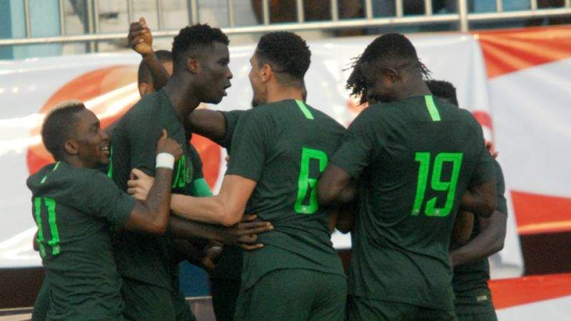 Paul Onuachu enters African football history record in Nigeria's 1-0 win