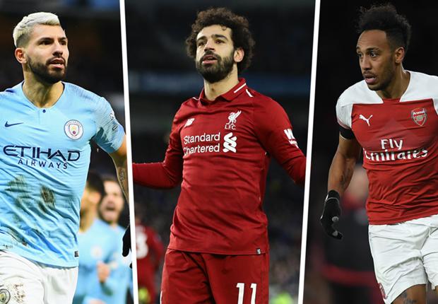 Premier League Top Scores 2018 19 Aguero Salah Aubameyang_1f6w3c11hdx3e1lehnq0vfm3t0