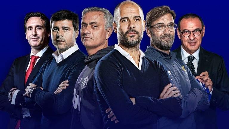Skysports Premier League Managers_4365830