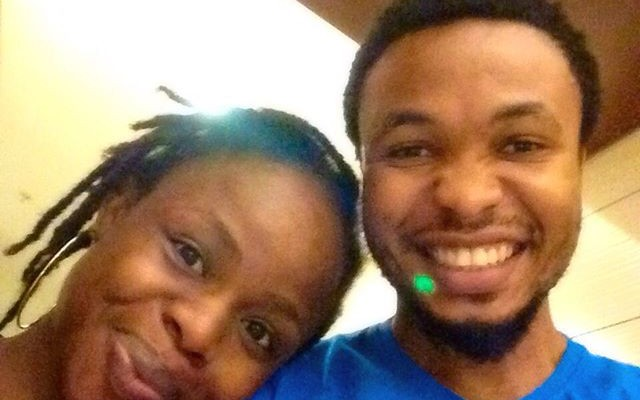 Kuchi Kuchi singer, Jodie, husband debunk crashed marriage rumours