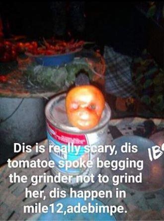 Tomato Strange
