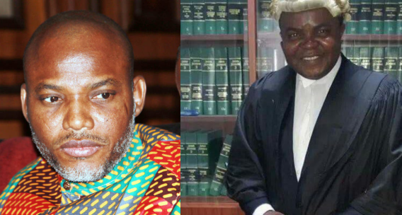 Biafra, Indigenous People of Biafra, Nigeria, Nnamdi Kanu, Lawyer, Ugwuonye, News