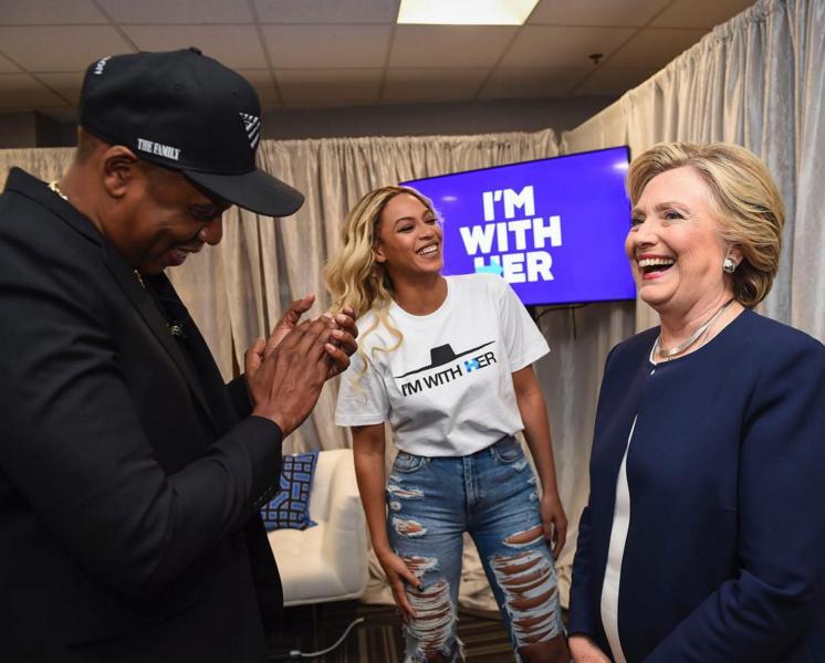 Beyonce Clinton