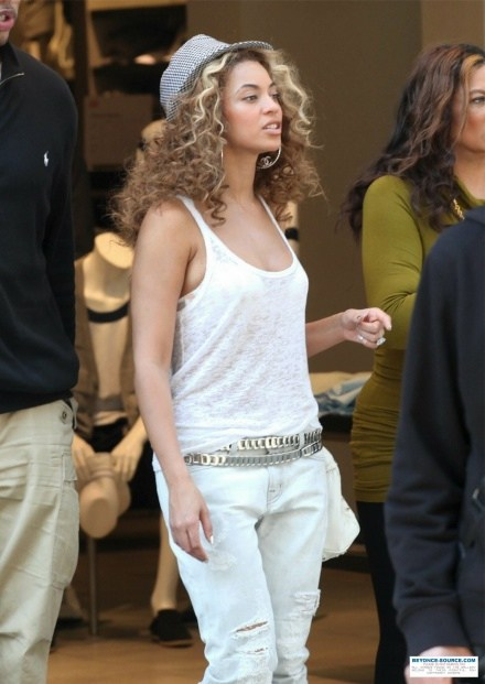 Beyonce Knowles J Brand
