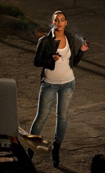 Beyonce Shoot 1