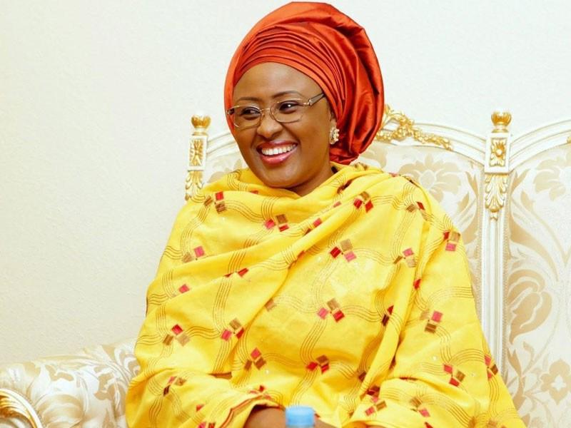 Aisha Buhari2