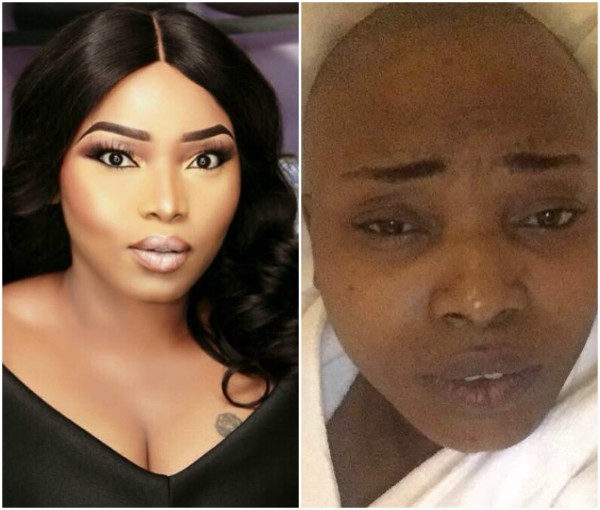 """Devil is a liar, I am going nowhere"" - Halima Abubakar"
