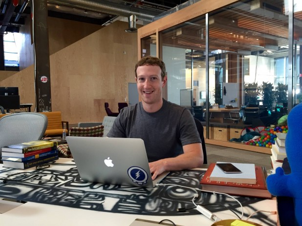 How Mark Zuckerberg Becomes World's 5th Richest Man