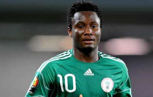 Mikel to captain Team Nigeria at Rio Olympics