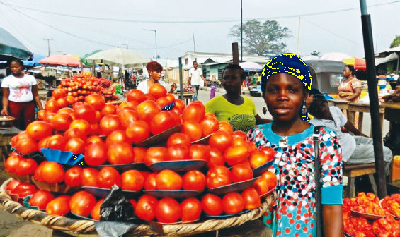 Sellers Food Vendors Housewives The Tomato Crisis Is Troubling Many People Across The Country