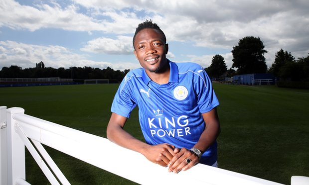 Leicester Complete £16m Capture Of Ahmed Musa