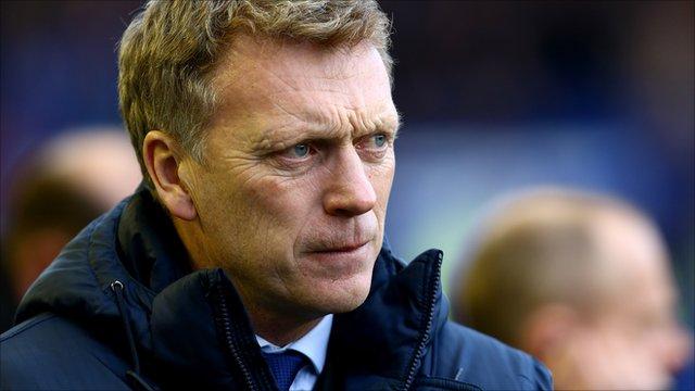 Sunderland appoint Moyes coach