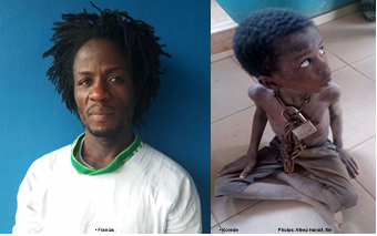 Why I starved, chained my son - Pastor Francis