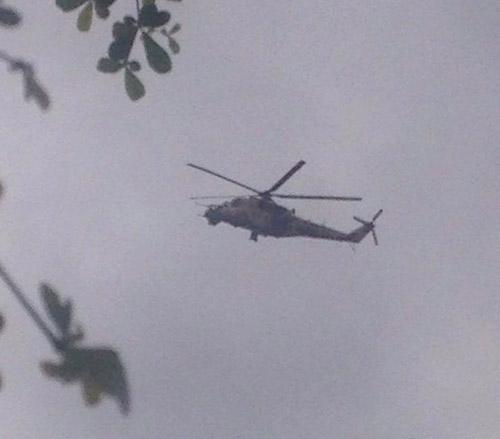 Military Arepo Attack