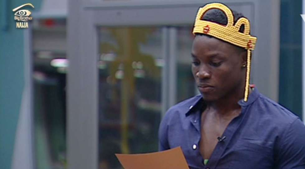 BREAKING: Bassey evicted from #BBNaija house
