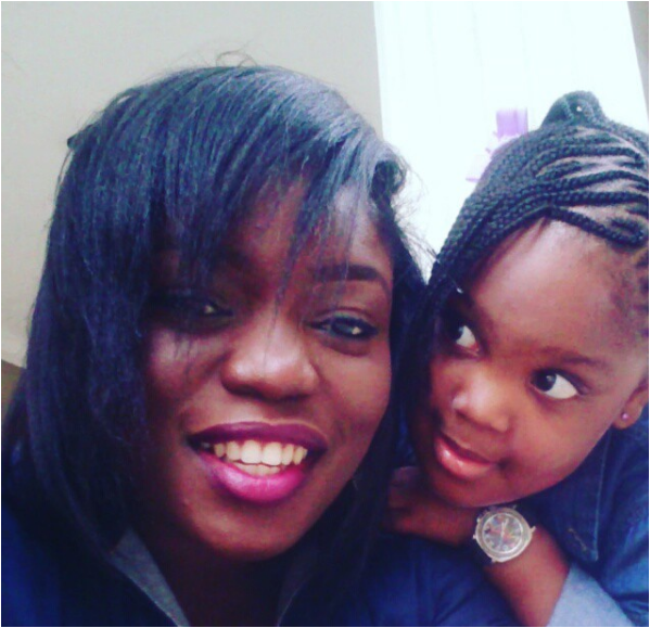Bisola Left Confused After Stumbling on Cartoon Her Daughter Was Watching