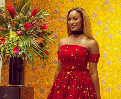 DJ Cuppy's Top 10 Ankara Moments That You'll Totally Love