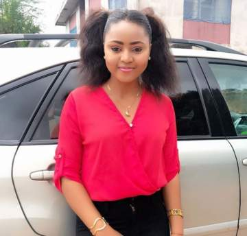 How Regina Daniels Intends To Deal With The Man Using Her Name To Defraud People