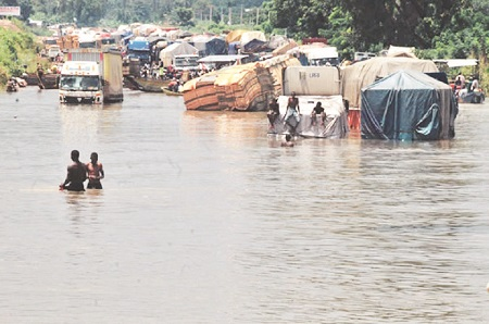 Heavy Flood Kill 3-year-old Boy, Destroy 100 Houses in Sokoto State