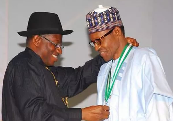 'I Handed Over The Best Nigerian Government To Buhari' - Former President Jonathan