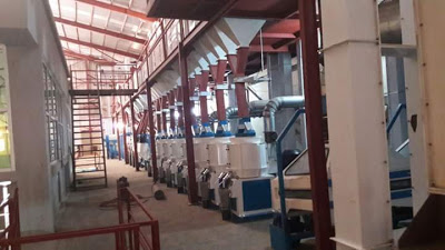 Rice Mill Plant Kano 2