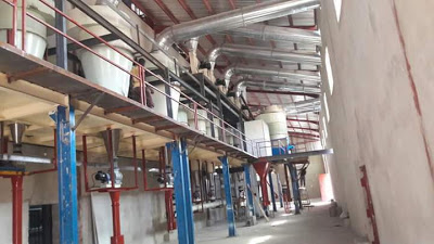 Rice Mill Plant Kano 3
