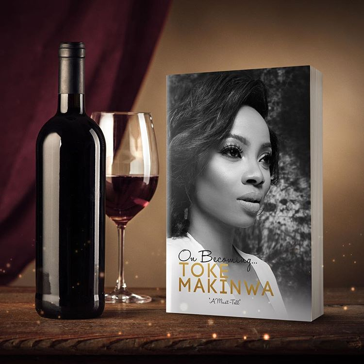 Toke Makinwa %E2%80%93 On Becoming EBook