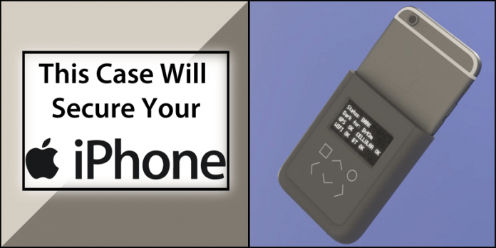 Edward Snowden Has Developed A Cover To Secure Your iPhone