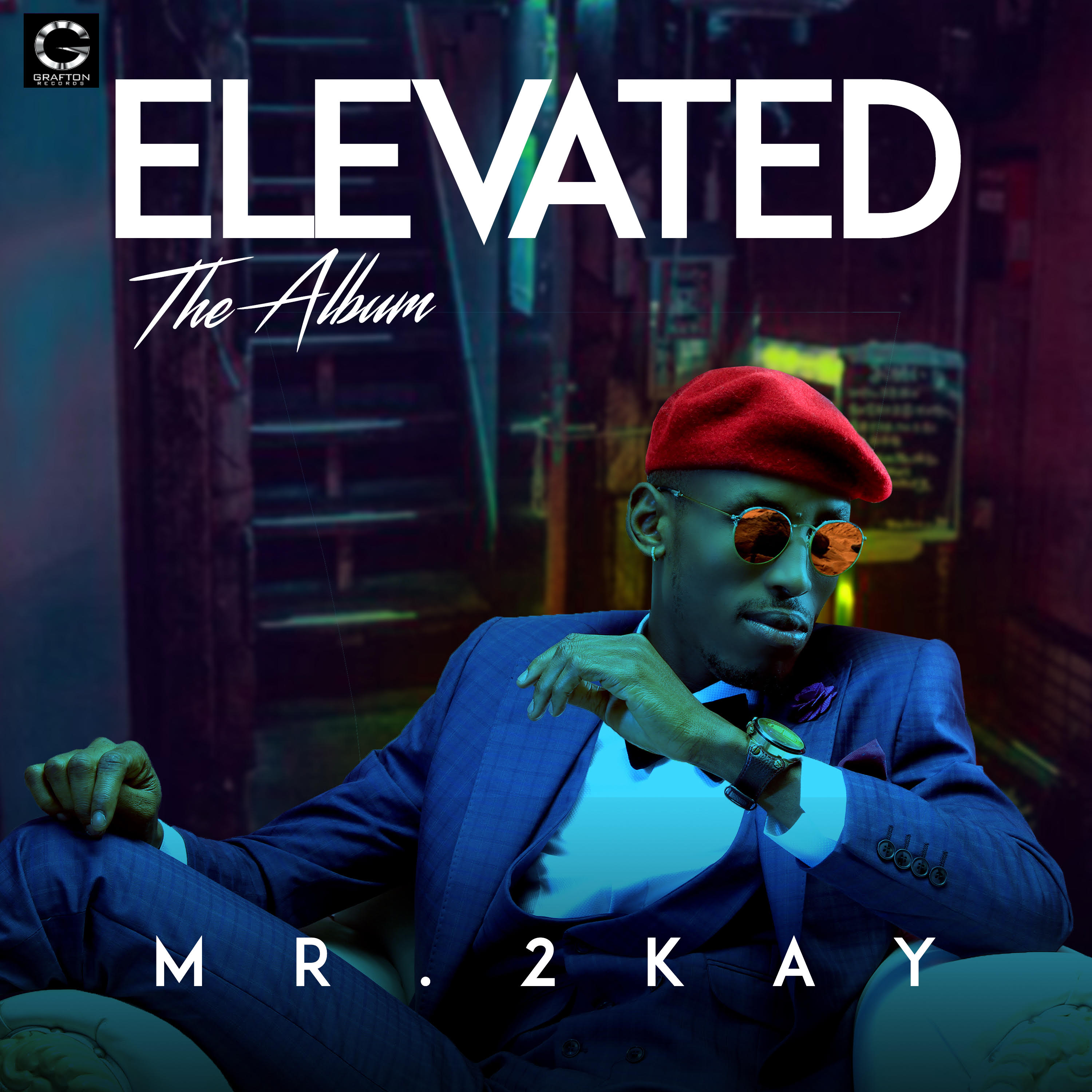 Mr. 2kay Elevated_Album_FrontCover