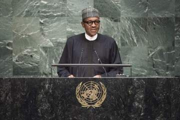 Transcript Of President Buhari's Address To The Nation
