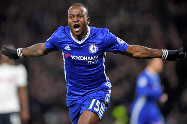 Victor Moses Makes BBC Team Of The Week