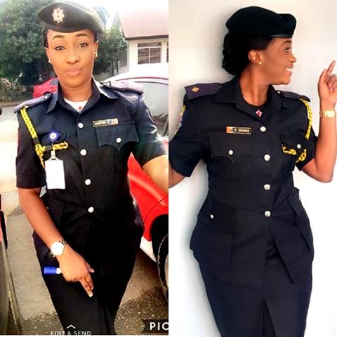 Female Firefighter 4