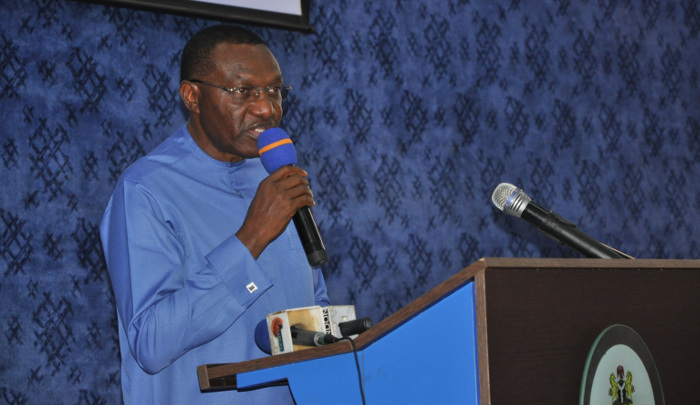 Andy Uba At Fire Conference