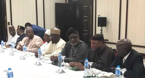 Buhari Meets 1
