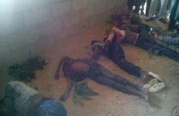 Plateau Massacre: Fulanis Share Graphic Photos of their Dead (Photos)