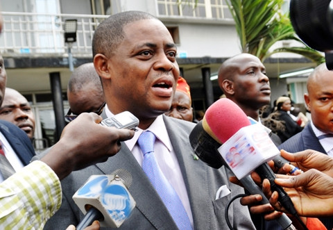 Fani Kayode Speaking 1