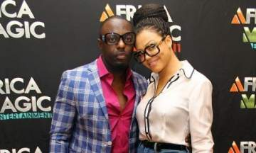 Nollywood Actor, Jim Iyke Opens Up About Romance with Ex-Lover, Nadia Buari, Says He is Extremely Quiet