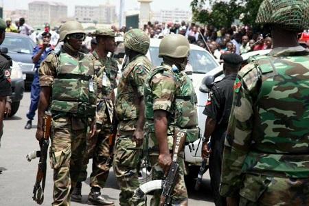 Nigeria Army 5 1