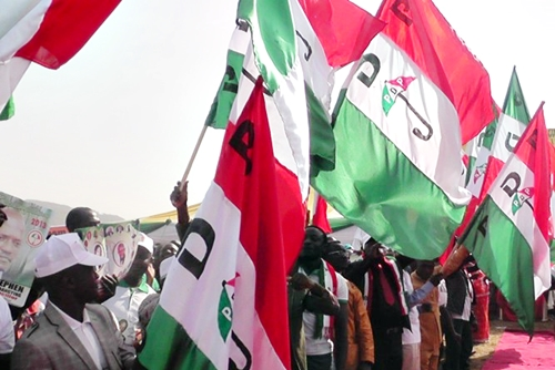 PDP Supporters 1