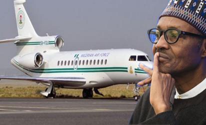 Buhari Jet 1