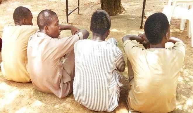Secondary School Thieves