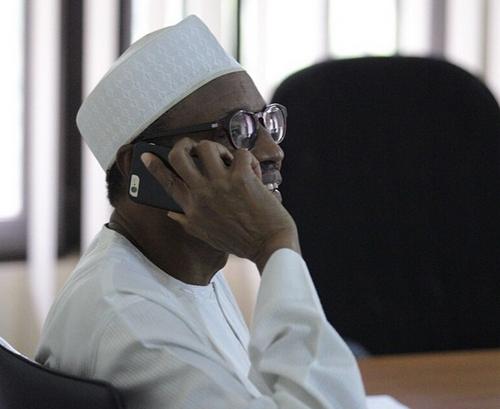 Buhari_phonecall_1