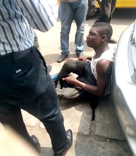 Criminal Lagos Thief 1